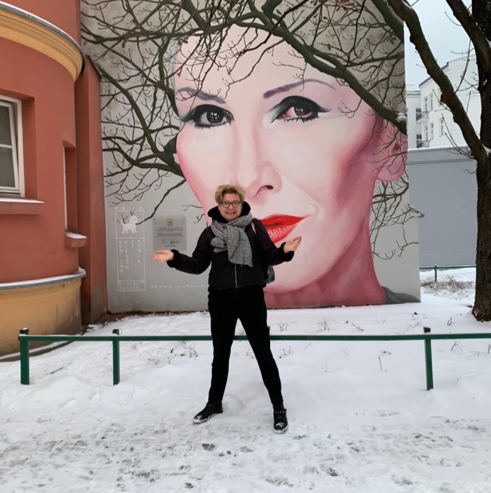 Barbara Sasinowska.